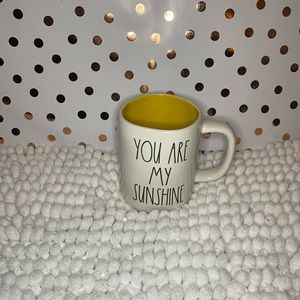 "New Rae Dunn by Magenta ""YOU ARE MY SUNSHINE"" Mug"